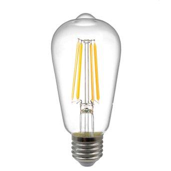 LED E27 6 Watt 3000 Kelvin 800 Lumen