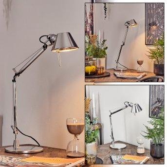 Lampe à poser Artemide TOLOMEO MICRO Aluminium, 1 lumière