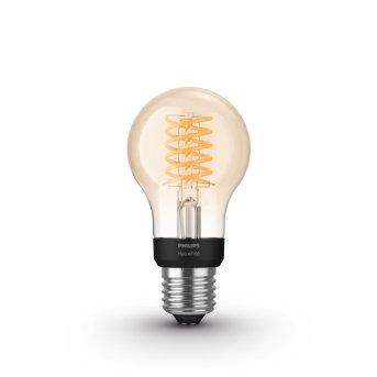 LED White Filament E27 7 Watt 2100 Kelvin 600 Lumen Philips Hue