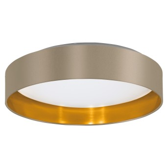 Plafonnier Eglo MASERLO LED Blanc, 1 lumière