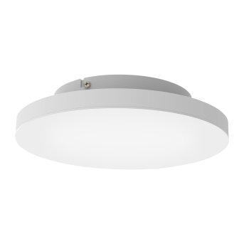 Plafonnier Eglo TURCONA LED Blanc, 1 lumière, Changeur de couleurs