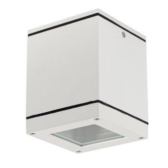 plafonnier extérieur KS Verlichting Sigma Blanc, 1 lumière