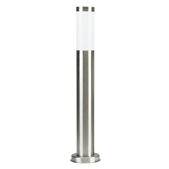 Borne lumineuse KS Verlichting Lech Acier inoxydable, 1 lumière