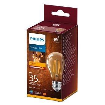 LED E27 4 Watt 2500 Kelvin 400 Lumen Philips