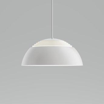 Suspension Louis Poulsen AJRoyal LED Blanc, 1 lumière