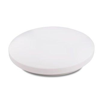 Plafonnier Mantra ZERO SMART LED Blanc, 1 lumière, Télécommandes