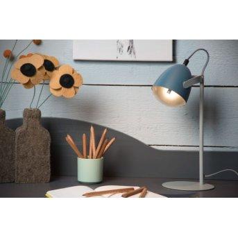 Lampe de table Lucide DYLAN Gris, 1 lumière
