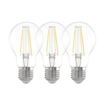 Eglo 3x LED E27 6,5 Watt 2700 Kelvin 810 Lumen