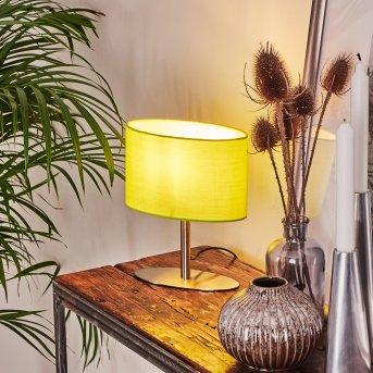 Lampe de table Mavulu Nickel mat, 1 lumière