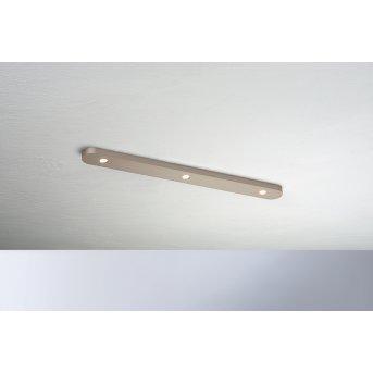 Plafonnier Bopp-Leuchten CLOSE LED Brun, 3 lumières