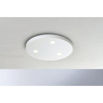Plafonnier Bopp-Leuchten CLOSE LED Blanc, 3 lumières