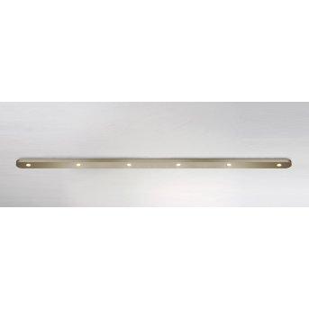 Plafonnier Bopp-Leuchten CLOSE LED Brun, 6 lumières