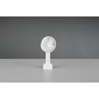 Ventilateur de table Reality Windy Blanc