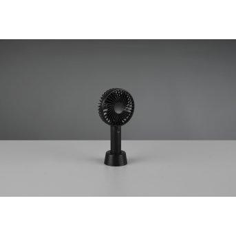 Ventilateur de table Reality Windy Noir