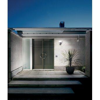Applique murale d'extérieur LEDVANCE SMART+ Gris, 1 lumière, Détecteur de mouvement