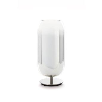 Lampe de table Artemide Gople Aluminium, 1 lumière