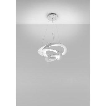 Suspension Artemide Pirce Mini Blanc, 1 lumière