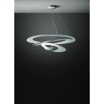 Suspension Artemide Pirce LED Blanc, 1 lumière