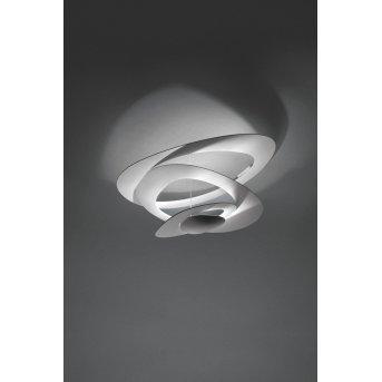 Plafonnier Artemide Pirce LED Blanc, 1 lumière