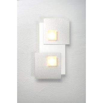 Plafonnier Bopp PIXEL 2.0 LED Blanc, 2 lumières