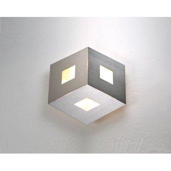 Plafonnier Bopp-Leuchten BOX COMFORT LED Multicolore, Aluminium, 3 lumières
