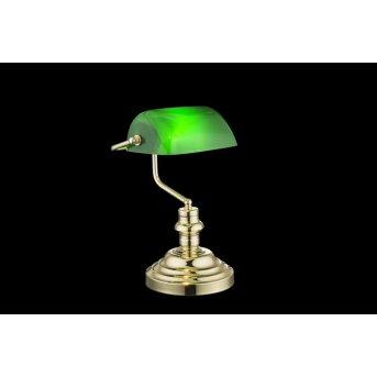 Lampe à poser Globo Vert, 1 lumière