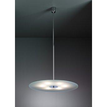 HP 28-700 Tecnolumen Lampe pendante Chrome, 6 lumières