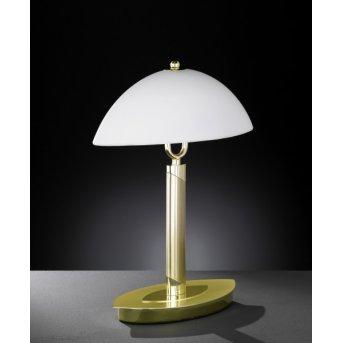 Lampe à poser Wofi NEWTON Laiton, 2 lumières
