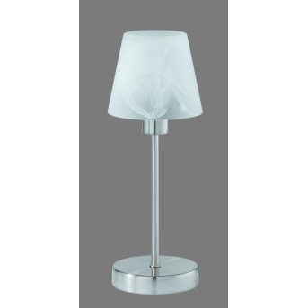 Lampe de table Trio 5955 Nickel mat, 1 lumière