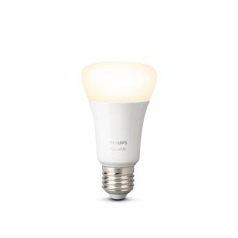 LED White E27 9,5 Watt 2700 Kelvin 806 Lumen Philips Hue