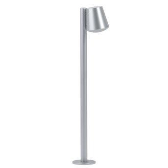 Lampadaire d'extérieur Eglo Connect CALDIERO LED Acier inoxydable, 1 lumière