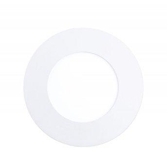 Lampe à encastrer Eglo FUEVA 1 LED Blanc, 3 lumières
