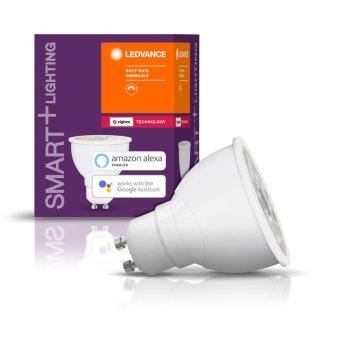 LED GU10 4,5 Watt 2700K 350 Lumen LEDVANCE SMART+