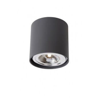 Spot Lucide DIALO LED Noir, 1 lumière