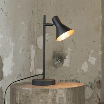 Lampe à poser Bokelte Noir, 1 lumière