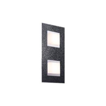 Plafonnier Grossmann BASIC LED Anthracite, 2 lumières