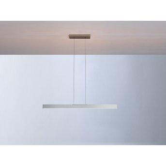 Suspension Bopp NANO LED Aluminium, 2 lumières