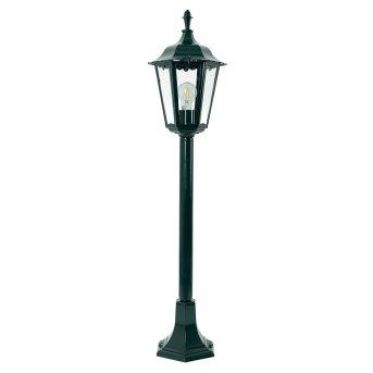 Borne lumineuse KS Verlichting Ancona Vert, 1 lumière