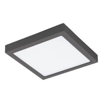 Plafonnier EGLO connect ARGOLIS-C LED Anthracite, 1 lumière