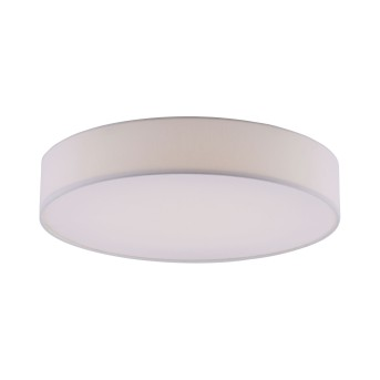 Plafonnier Leuchten Direkt Ls-KIARA LED Blanc, 1 lumière, Télécommandes, Changeur de couleurs