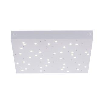 Plafonnier Paul Neuhaus Q-UNIVERSE LED Blanc, 1 lumière, Changeur de couleurs