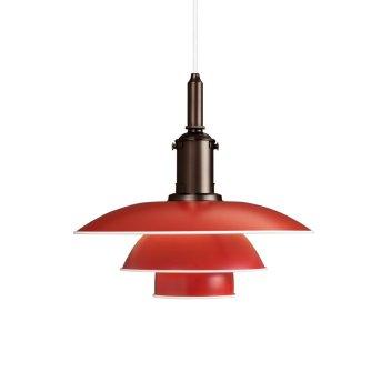 Suspension Louis Poulsen Rouge, 1 lumière