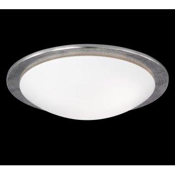 Plafonnier Honsel SHINE ALU Nickel mat, 3 lumières