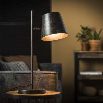 Lampe à poser Dwingeloo Anthracite, 1 lumière