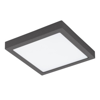 Plafonnier Eglo ARGOLIS LED Anthracite, 1 lumière