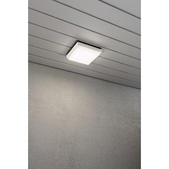 Plafonnier Konstsmide Cesena LED Blanc, 1 lumière