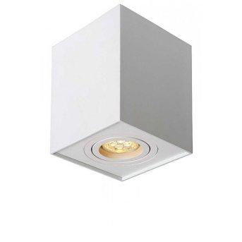 Spot Lucide TUBE Blanc, 1 lumière