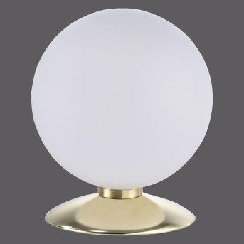 Lampe à poser Paul Neuhaus BUBBA LED Laiton, 1 lumière