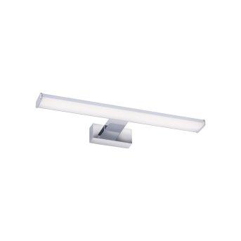 Lampe pour miroir Leuchten Direkt MATTIS LED Chrome, 1 lumière