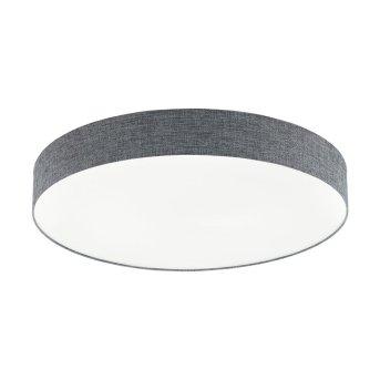 Plafonnier Eglo ROMAO LED Blanc, 1 lumière, Télécommandes